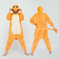 Kinder Glumanda Jumpsuit Schlafanzug Kostüm Onesie
