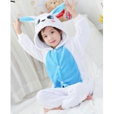 Kinder Hase Jumpsuit Schlafanzug Kostüm Onesie